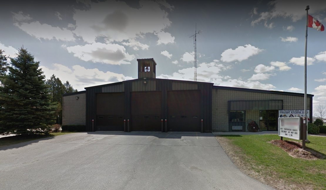 Ayr Fire Hall