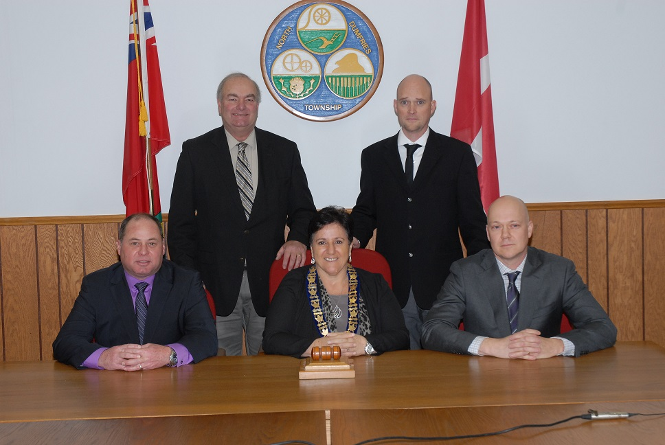 Township of North Dumfries Council
